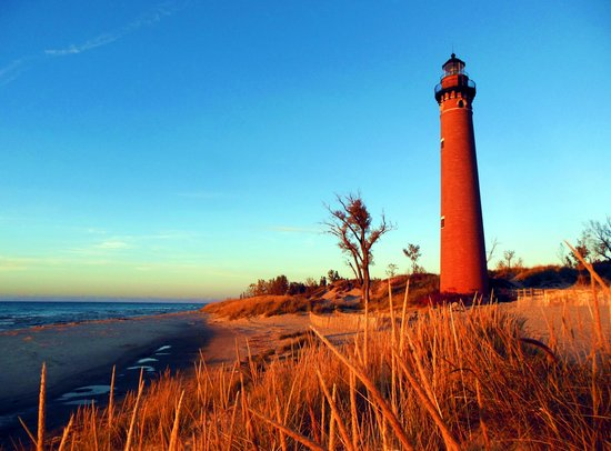 Little Sable Point Lighthouse: Little Sable Point Light