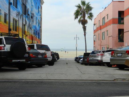 Venice Suites: Venice Suite, Blick zum Strand