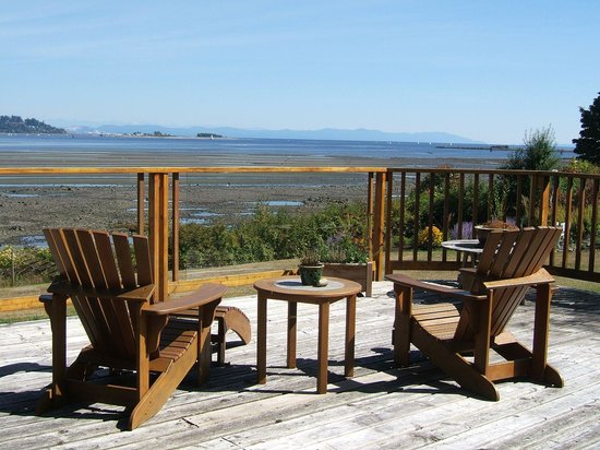 Beach House Bed and Breakfast: Summer View