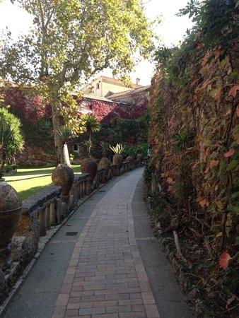 Terrazza dell 39 infinito foto di giardini di villa for Foto giardini a terrazza
