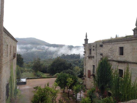 Pousada Mosteiro Amares : Vista da suite....