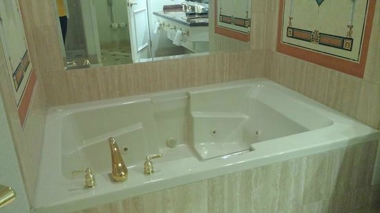 bath tab Picture of Caesars Palace Las Vegas TripAdvisor