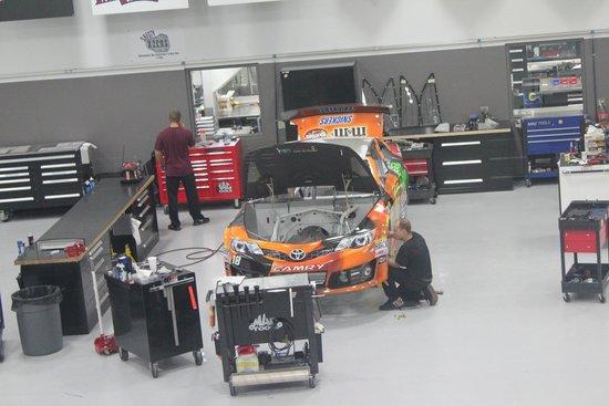 Race Car Shops In New Jersey