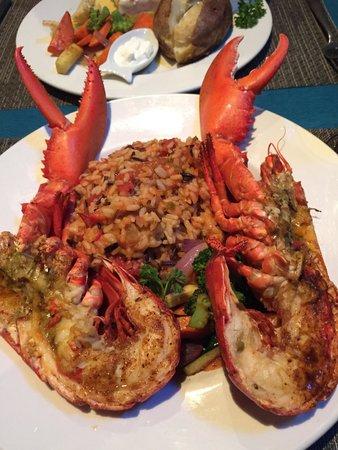 Catch 22: Lobster Jambalaya- best ever !!