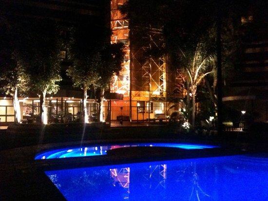 Southern Sun Pretoria: Pool area