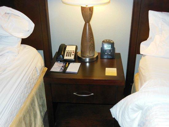 Hilton Garden Inn Lynchburg: Night Stand