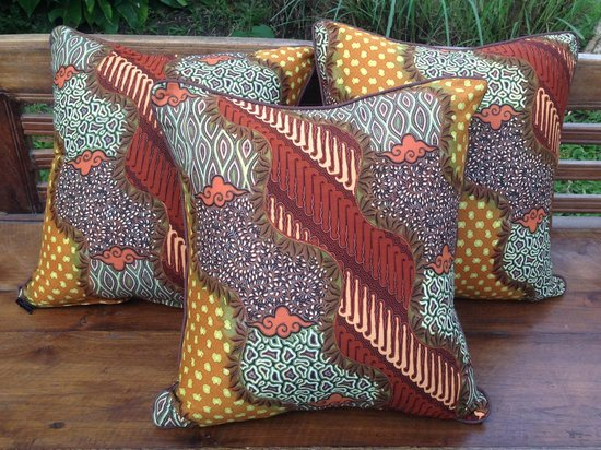 Tradisi Fabric and Cushions