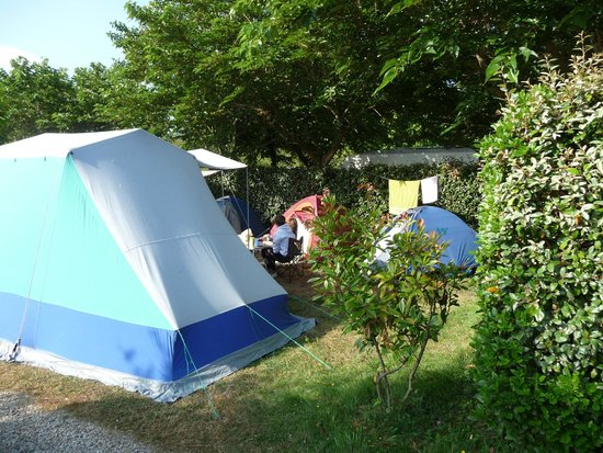 Camping La Campiere