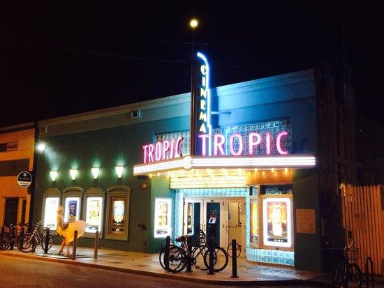 Tropic cinema Key West...