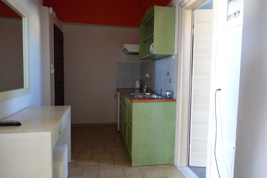 Summer Time Pension: Kitchen area