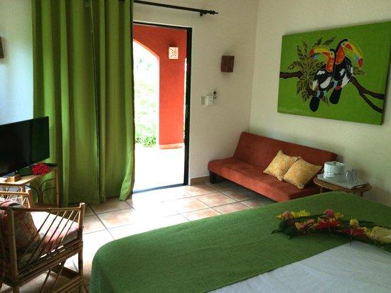 Hotel Cantarana: Double Room with terrace