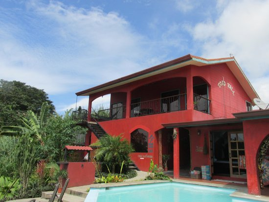 Toad Hall Hotel Arenal: Hotel