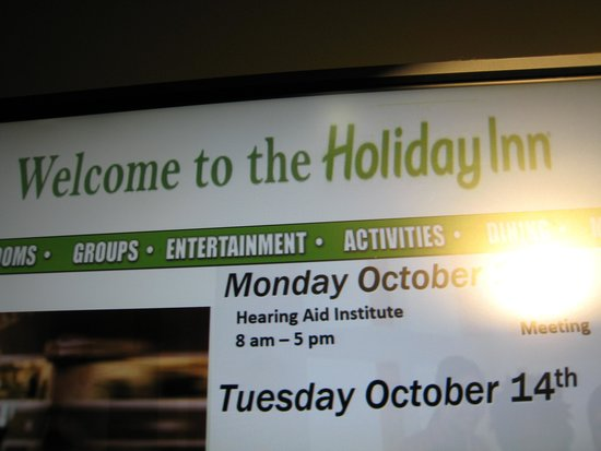 Holiday Inn Sheridan - Convention Center: Sign