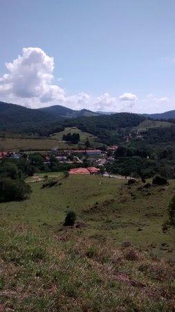 Aizen Hotel : Vista do hotel na caminhada ecológica