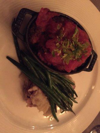 Vintage Restaurant & Bar: Meat Loaf