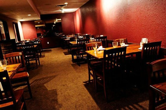 Gus & Guidos: 40 seat private room