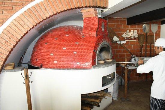Mexita: Pizzero