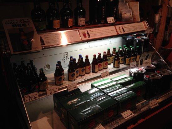 Otaru Soko No.1: 売店