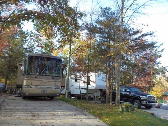 Smoky Bear Campground & RV Park: Home Sweet Home