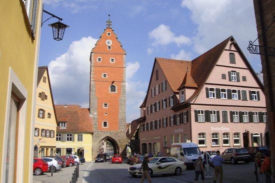 Deutsches Haus: Town centre