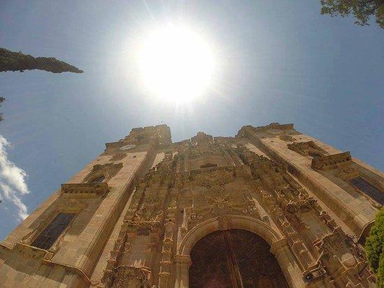 Templo La Valenciana : VALENCIANA