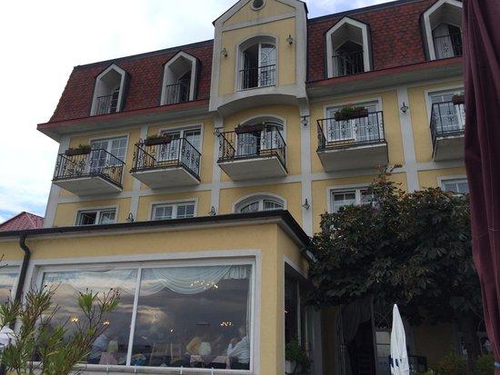 Hotel Rose : Belo panorama