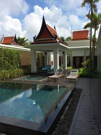 Maikhao Dream Villa Resort and Spa : Beach Villa