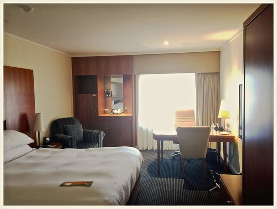 Hilton Adelaide : EXECUTIVE ROOM