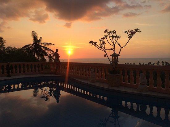 Sunset Lavinia Hotel: View sunset lavinia