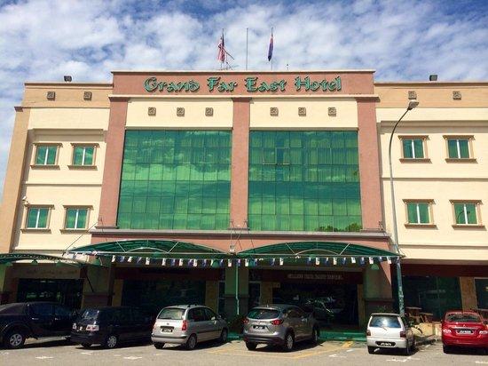 Grand Far East Hotel: Exterior