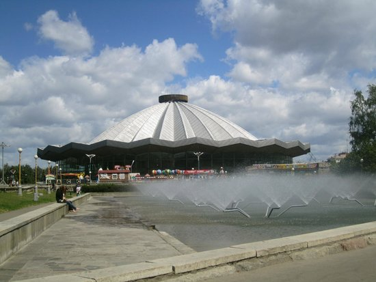 Great Moscow State Circus on Vernadskogo: The one and only