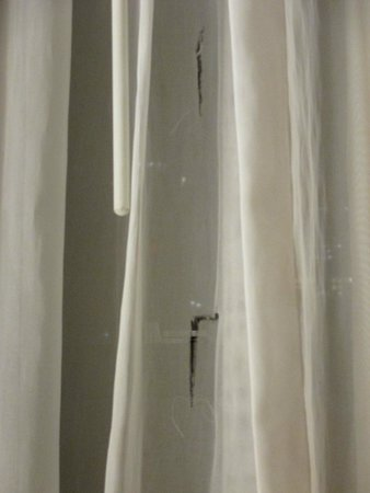 Warwick Allerton-Chicago: Window treatments need treatment!