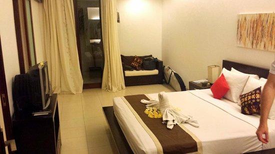 Villa Diana Bali: Our room