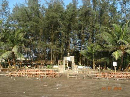 Hotel Dreamland Inn: View from beach