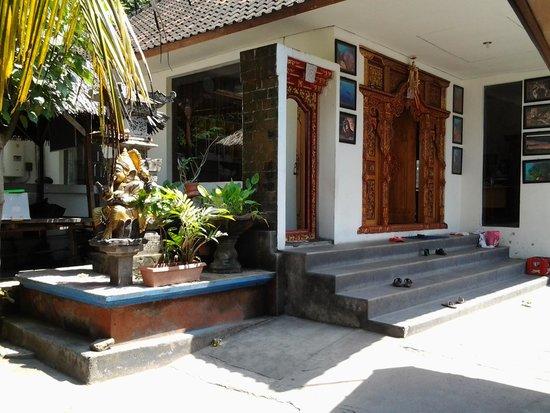 Padangbai, Indonesia: Ikan dive : bureau et spa