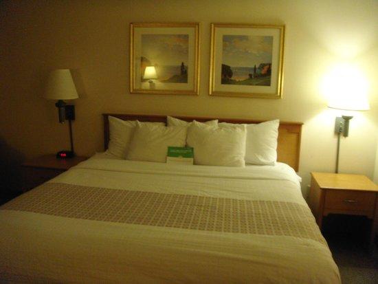 La Quinta Inn & Suites Tampa Fairgrounds - Casino: Bed
