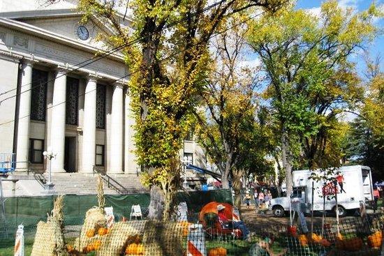 Downtown Historic Area: Halloween