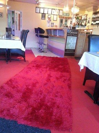 Ginger Indian Restaurant Pukekohe