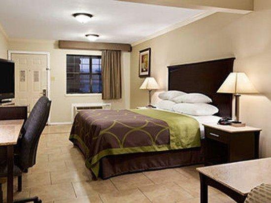 Super 8 - Mcallen/Downtown: 1 King Bed