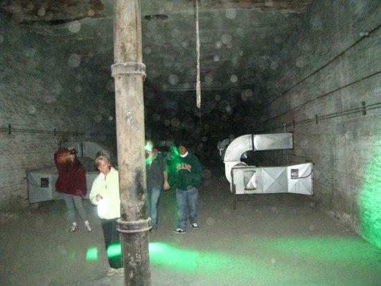 attic (orbs) - Picture of Ohio State Reformatory ...