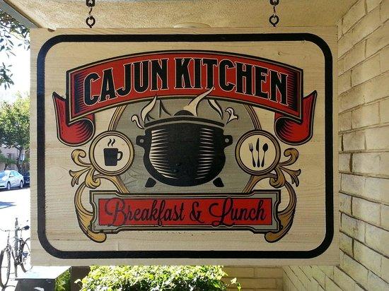 Cajun Kitchen 901 Chapala St Santa Barbara Ca Picture Of