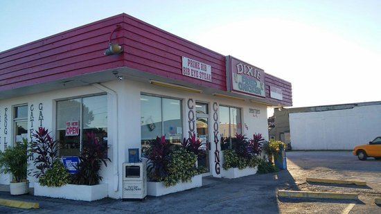 Dixie Fried Chicken & Seafood: Great Local Meals