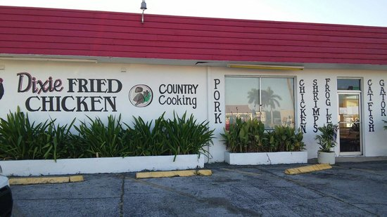 Dixie Fried Chicken & Seafood: Country Cookin
