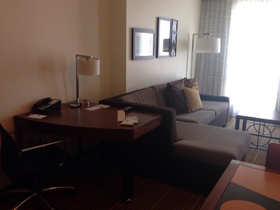 Residence Inn by Marriott Austin Downtown/Convention Center: 10th floor room