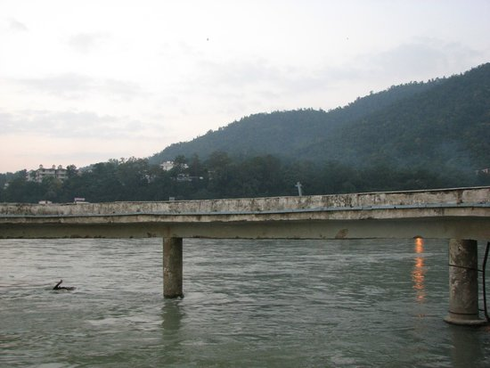 Hotel Green View : The ever serene Ganges