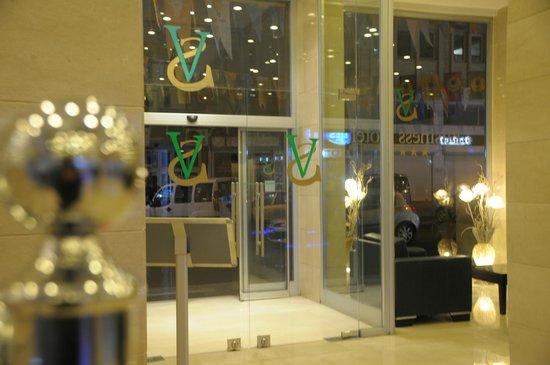 SV Business Hotel Diyarbakir : giriş