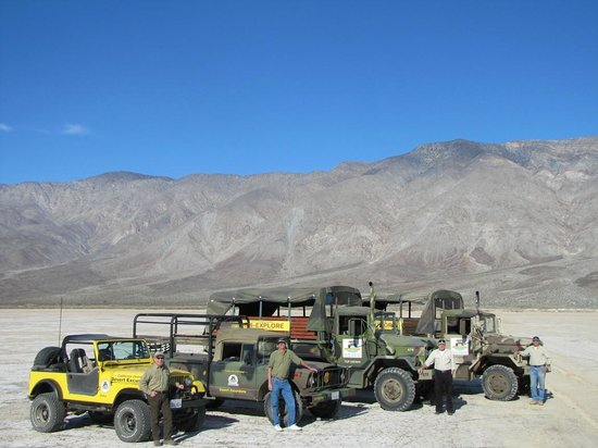 California Overland Desert Excursions