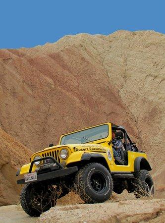 Borrego Jeep Tours