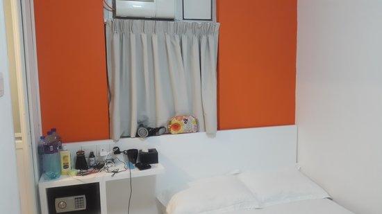 Homy Inn: Bed
