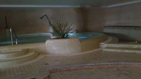 Gran Palas Hotel: Spa